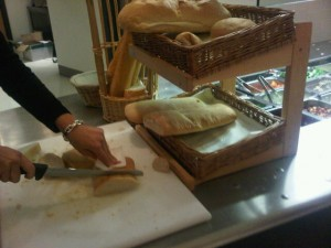 Luxury hotels and travel - The Canteen, staff restaurant at Mandarin Oriental, London