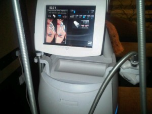 Luxury hotels and travel - InterContinental Hong Kong iSpa's m6 machine