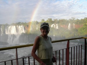 Luxury hotels and travel - Iguazu Falls, a truly magical experience for Mary Gostelow