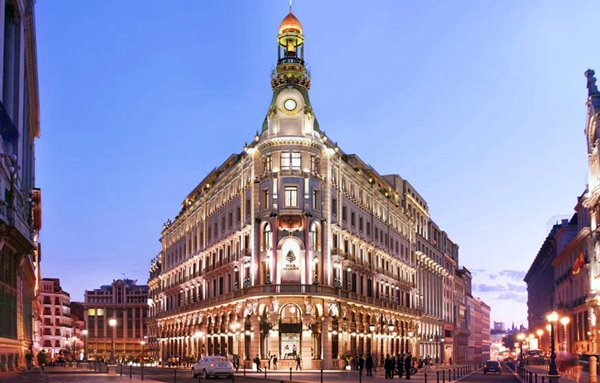 Four Seasons Hotel and Private Residences Madrid - Spain