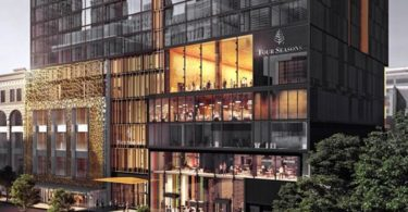 Four Seasons Hotel and Private Residences Montreal - Canada