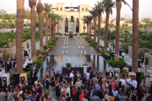 Business of Luxury conference delegates
