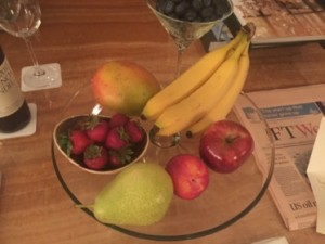 The perfect fruit selection