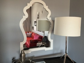 Reflection of suite 1606