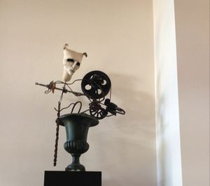 Another Tinguely, which of course moves