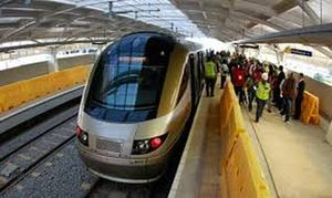 Gautrain, straight to the airport