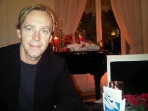 Kiwi Colletion's boss Philippe Kjellgren