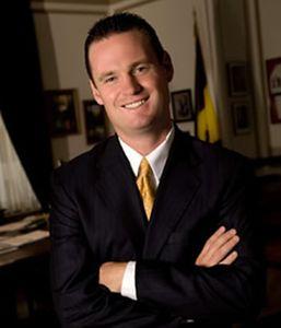 Welcome, says Mayor Luke Ravenstahl