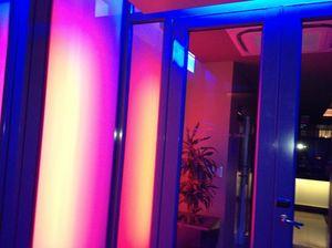 Futuristic colours, Hilton Windhoek