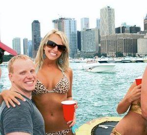 Chicago Scene boat party