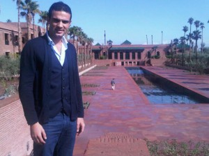 Luxury hotels and travel - Abdeslam Bennani Smires, owner of The Selman Marrakech luxury hotel