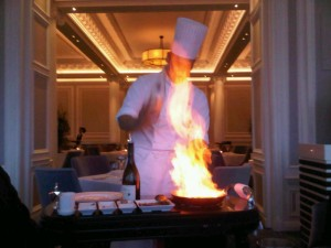 Turnberry's Chef Dimitar Angelkovski