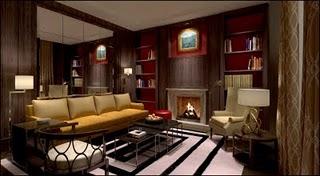 The Sir Winston Churchill Suite at Corinthia Hotel London
