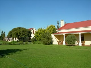 Strandveld Winery, South Africa