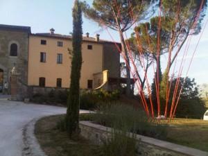 Massimo Lippi's Pescatore di Stelle sculpture