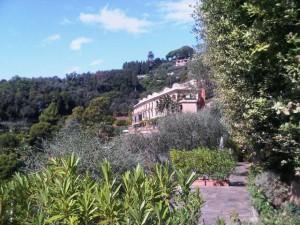 Humphrey Bogart's house at Portofino