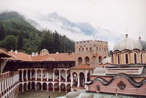 Rila Monastery, a World Heritage Site