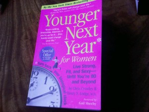 Younger Next Year, the must-read for anyone over 20