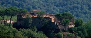Castel Monastero dates back to AD860