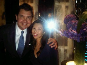 Luxury hotels and travel - Ricco and Virginia DeBlank