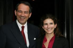 Wine (and Champagne) king Bruno Paillard and his daughter Alice