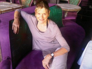 Luxury hotels and travel - Mary Gostelow at The Selman Marrakech