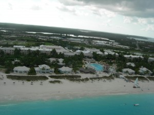 Luxury hotels -the gigantic pool that now 'hubs' Sandals Emerald Bay, Great Exuma