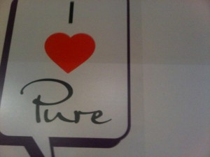 Luxury hotels and travel - PURE signs up everywhere