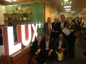 Showing off the new Lux* brand at ILTM