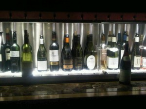 Hotel De L' Europe's wines by the glass