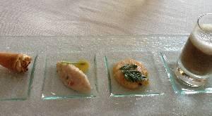 Luxury dining aboard Silversea's Silver Cloud