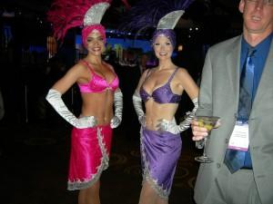 Luxury hotels and travel - Ladies of 24-hours, The Venetian, Las Vegas