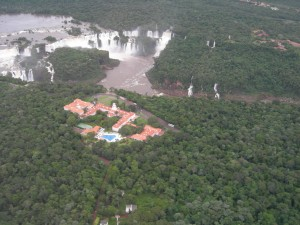 Luxury hotels and travel - Orient Express' Hotel das Cataratas just a few yards from the Iguazu Falls