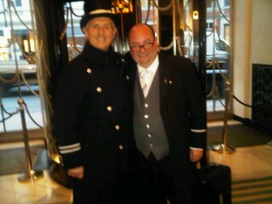 These two young Claridge's guys have been here a combined 67 years...