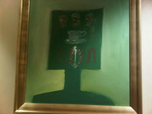 One of Nolan's Ned Kelly series