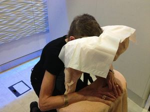 A marvellous 20-minute Elemis back massage