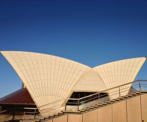 Final view of the Opera House