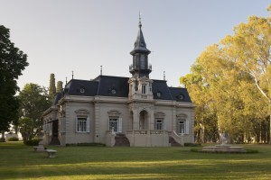 Massimo Ianni's villa, La Fortuna