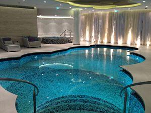 Pool at Waldorf Astoria Berlin