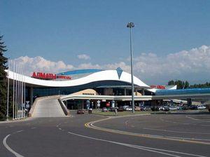 Almaty airport