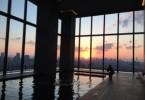 Aman Tokyo - Sunset