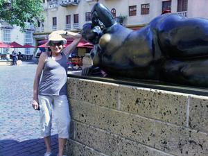 Botero statue, Cartagena de Indias