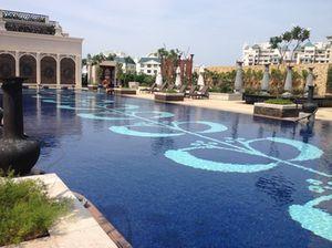 One big pool...