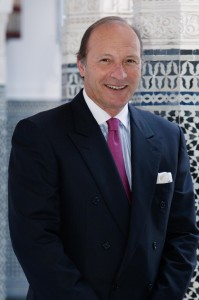 Luxury hotels and travel - La Mamounia's Didier Picquot