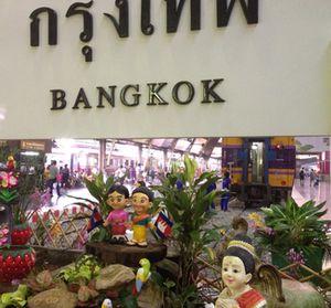 Bye bye Bangkok...