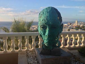 Head, by Lionel Smit