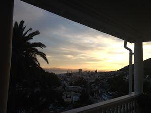 Sunrise…