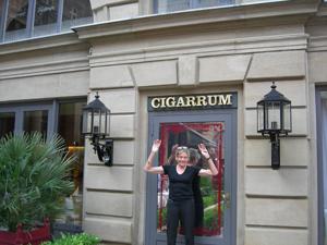 Cigar Room, Steigenberger Frankfurter Hof