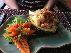 Lunch salad...