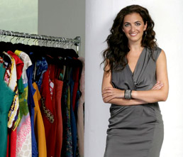Jenn Hyman started Rent The Runway with a fellow student at Harvard Business School